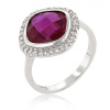 Berry Tourmaline Ring